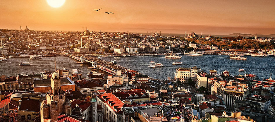 Discover Istanbul with a taxi tour