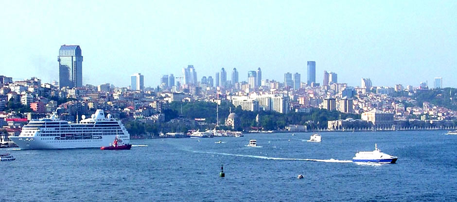 Cruise port transfers in Istanbul